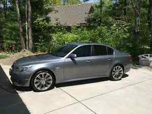 2010 BMW 5-Series M Sport Package Sedan