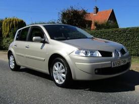 2008 Renault Megane 1.5 dCi 86 BHP TECH RUN 5DR TURBO DIESEL * £30 TAX * AIR...