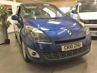 2010 10 Renault Grand Scenic 1.5dCi,7 Seater, Privilege Tom Tom