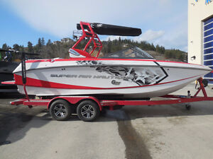 2015 Nautique Super Air G21 - PCM ZR 409 Engine!!