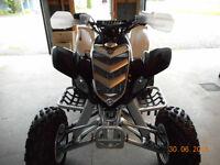 660R Yamaha Raptor