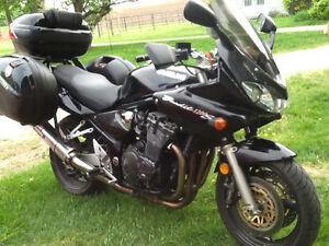Suzuki Bandit 1200s loaded