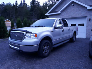 Ford F150 2007 4x4 gris