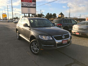 2009 Volkswagen Touareg 2 Comfortline, No Accident, Warranty