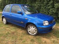 NISSAN MICRA - 1.3 LITRE - 1 OWNER FROM NEW - DRIVES LIKE NEW