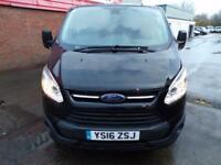 Ford Transit Custom 270 LIMITED LOW ROOF A/C SWB