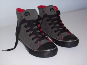 Soulier Chaussure style converse