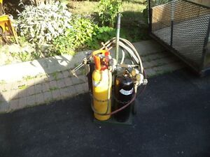 Oxy Acetylene Torch Set - Complete