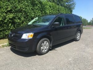 Dodge Grand Caravan 2010 STOW N GO