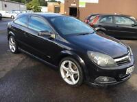 "0606 Astra 1.9CDTi 16v 150ps Exterior pk Sport Hatch SRi Black 18"" Alloy's"