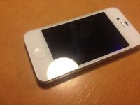iPhone 4S - used - perfect condition.