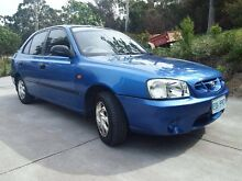 Hyundai Accent 2002 (Automatic) Launceston Launceston Area Preview