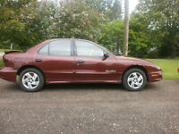 NEW PRICE LOW MILLEAGE 2002 Pontiac Sunbird
