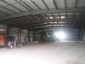 Large Drive Shed/ storage Barn for lease