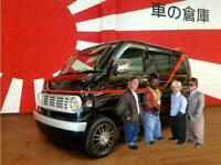 CUSTOM HONDA VAMOS A TEAM K LIFE STEPVAN GMC DODGE SAMBAR ECOLINE SURFER VAN BUS