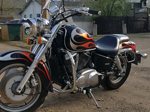 For Sale : 2005 Honda Sabre 1100
