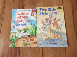 Level children reader books