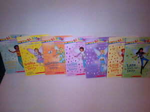 "Rainbow Fairy ""The Magical  Animal Fairies Collection""  7 Books!"