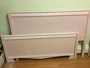 double headboard and footboard DELIVERY INCLUDED