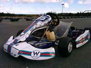 LO206 Racing Kart and all gear