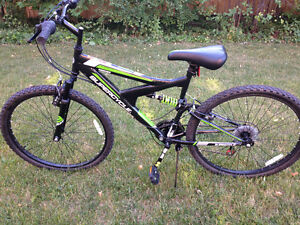 """Supercycle Vice 26"""" Full Suspension Mountain Bike"""