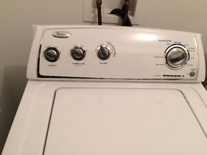 Selling Whirlpool Washer 5 year old in good condition  Sometime