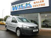 2011 Volkswagen CADDY MAXI C20 1.6 TDI 102 Van *A/C* Manual Small Van