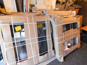 NEW 11 TRIPLE PANE/GLAZED WINDOWS FOR SALE