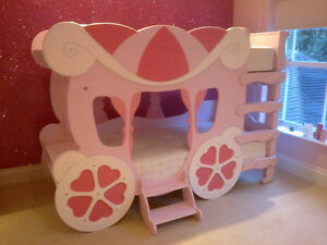 Economy  PRINCESS  CARRIAGE  Bunk Bed