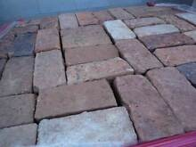 Brown clay pavers... Rustic (rumbled edges).....On pallets Adelaide CBD Adelaide City Preview