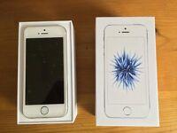 Apple iPhone SE - 16GB - Silver - Unlocked