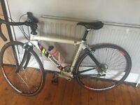 Condor road bike italia London carbon forks