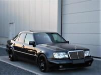 1994 Mercedes-Benz E 500 Limited W124 One of 500 Ltd models produced LHD