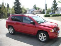 2007 Jeep Compass Sport with Extras!