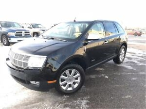 2009 Lincoln MKX PANO-LEATHER-LOADED