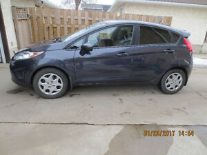 2013 Ford Fiesta  Hatchback great graduation gift.