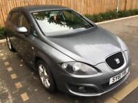 2012 61 Grey Seat Leon 1.6TDI CR ( 105ps ) Ecomotive S Copa