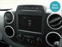 2018 Citroen Berlingo 1.6 BlueHDi 850Kg Enterprise 100ps PANEL VAN Diesel Manual