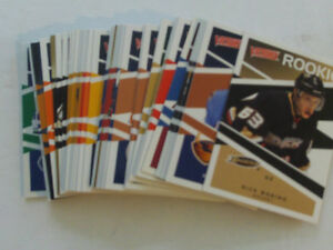 SUPER LOT DE 43 CARTES ROOKIE DE U.DECK VICTORY 2010-11