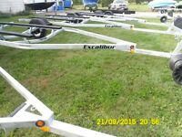 brand new excalibur trailers