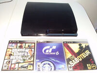Console PlayStation 3 (PS3)