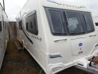 2013 4 berth end bathroom bunk beds Bailey Pegasus Milan caravan for sale