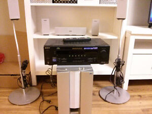 Sony Receiver and Surround Speakers