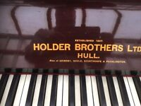 Holder brothers piano
