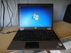 HP 6530b ( 2 Core ) laptop ( New Battery )sale