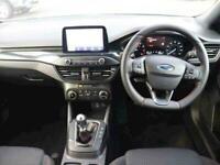 2020 Ford Focus 1.0 EcoBoost 125 ST-Line Nav 5dr Hatchback Petrol Manual