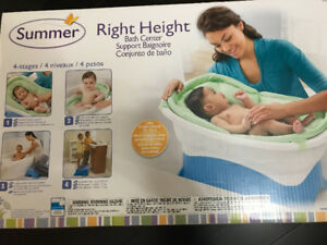 Summer Right Height Bath Centre