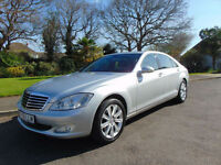 Magnificent 2009 Diesel Mercedes-Benz S320 3.0TD 7G-Tronic L Stunning Condition