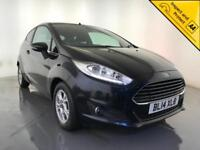2014 FORD FIESTA TITANIUM ECONETIC TDCI DIESEL 1 OWNER FORD SERVICE HISTORY