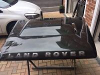 Land Rover puma Bonnet